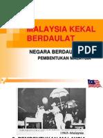 STPM PENGAJIAN AM NOTA Pembentukan Malaysia