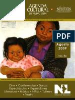 Agenda cultural | agosto 2009