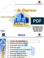 LOGÍSTICA - Business Plan - Plan de Empresa - Master de Logistica (Univ de Zaragoza) - 2005