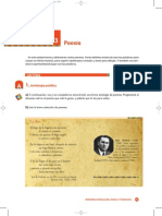 Poesía-Secuencia didáctica