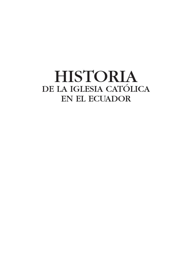 Historia de la iglesia católica Tomo 2.pdf