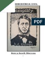 A Desobediência Civil - Henry David Thoreau.pdf