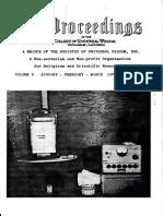 Proceedings-Vol 09 No 02-Jan-Feb-Mar-1970 (George Van Tassel)