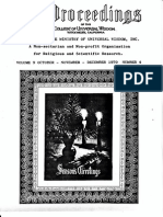 Proceedings-Vol 09 No 04-Oct-Nov-Dec-1970 (George Van Tassel)