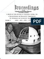 Proceedings-Vol 09 No 13-April-May-June-1973 (George Van Tassel)