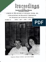 Proceedings-Vol 10 No 08-April-May-June-1975 (George Van Tassel)