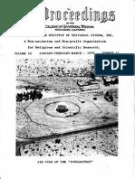 Proceedings-Vol 10 No 11-Jan-Feb-Mar-1976 (George Van Tassel)