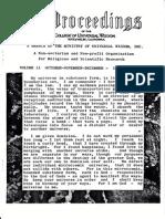 Proceedings-Vol 11 No 03-Oct-Nov-Dec-1976 (George Van Tassel)