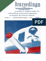 Proceedings-Vol 11 No 04-Jan-Feb-Mar-1977 (George Van Tassel)