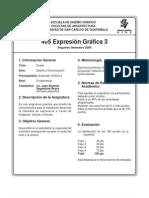 Programa expresión 3 09