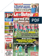 LE BUTEUR PDF du 29/07/2009