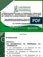 Presentación DEFENSA TEODORO