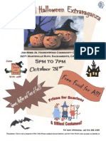 Hagginwood Halloween Extravaganza