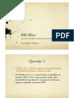 BROffice - Vários exercícios