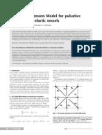 A23_LEITNER Et Al (2006) Lattice Boltzmann Model for Pulsative Blood Flow in Elastic Vessels e&i