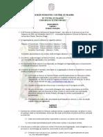 Regulamento 2009