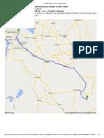 Capiatá a Salto Cristal - Google Maps