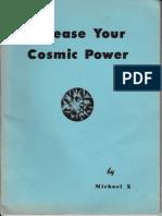 Michael X Barton - Release Your Cosmic Power(1961)