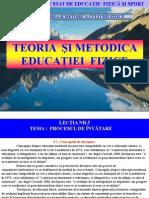 Teoria Si Metodica Educatiei Fizice(Lectia5)