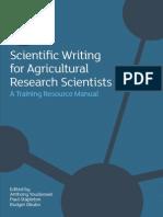 Scientific agricultural