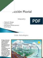 ACCION PLUVIAL