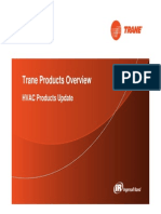 1_Trane HVAC Products Update 2011