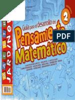 Pensamiento Matematico 2