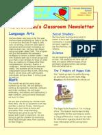 october newsletter2013
