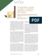 Metodo Cientifico Aplicado en Ciencias de La Salud
