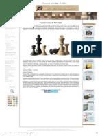 .__ Fundamentos da Estratégia - Só Xadrez __
