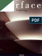 Halo Lighting Surface Lighting Catalog 1990