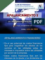 APALANCAMIENTO FINANCIERO 2