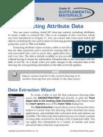 Autocad Data Extrating