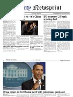 Libertynewsprint 7-28-09 Edition