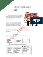 Vicios Informaticos (Modus Operandi de Piratas)
