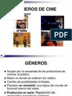 GÉNEROS DE CINE