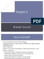 Matlab Tutorial