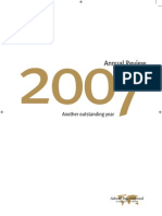 Private Equity Advent International 2007 Annual Review