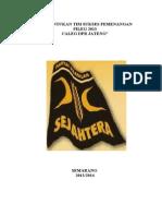 Struktur Tim Pemenangan Caleg Dpr Ri