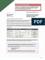 July 11 2012 BoA Loan Modification Offer 933 Carolyn