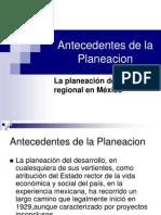 Antecedentes de La Planeacion (2)