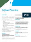 BigFuture College Planning Calendar Seniors