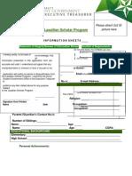 LSP App Form
