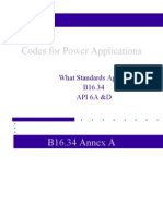 Boiler Codes for Power Applications