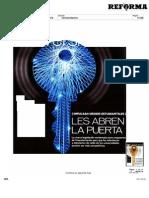 Reestructuran a Medios-Reforma(Universitarios)