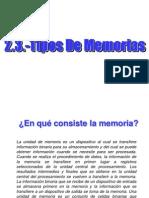 2.3.-Tipos de Memorias Equipo3