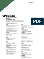 GP 2700mAh Series
