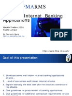 FMA RMS Hacking Internet Banking Applications box Kuala Lumpur By