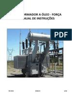 Manual Transformador de Forca