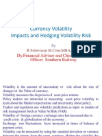 Volatility,Impacts and Hedging